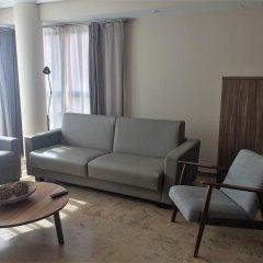 Отель Apartamentos Plaza Picasso Испания, Валенсия - 2 отзыва об отеле, цены и фото номеров - забронировать отель Apartamentos Plaza Picasso онлайн комната для гостей фото 4