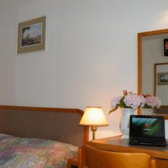 Апартаменты Apartment Pension Rideg Heviz комната для гостей фото 3