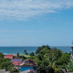 Отель Pinky Bungalow Ланта пляж