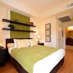 Отель Sunshine Suites комната для гостей
