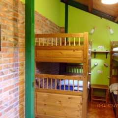 Отель Albergue Peña Castil Стандартный номер с различными типами кроватей