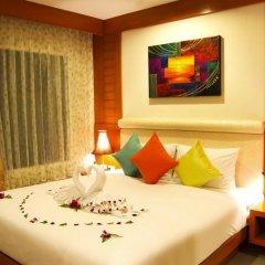 Отель Baumancasa Beach Resort 3* Номер Делюкс с двуспальной кроватью фото 3