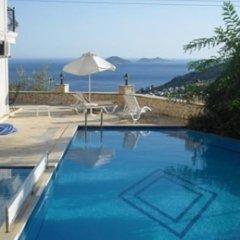 Апартаменты Deniz Apartment бассейн