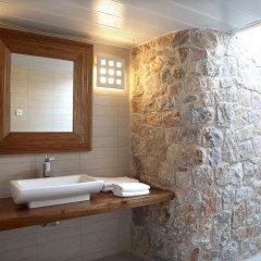 Отель Meltemi Village 4* Люкс с различными типами кроватей фото 5