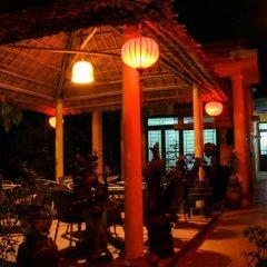 Отель The Grass Vy Homestay Хойан спа фото 2