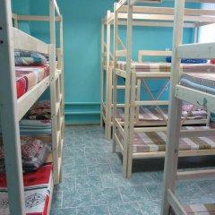 Hostel Laim Кровать в мужском общем номере с двухъярусной кроватью фото 3