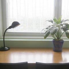Хостел Эрэл Кровать в общем номере с двухъярусной кроватью фото 11