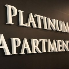 Апартаменты Platinum Palace Apartments Студия Делюкс