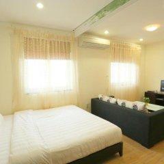 Апартаменты Song Hung Apartments Улучшенные апартаменты с различными типами кроватей фото 36
