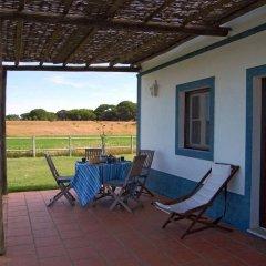 Отель Herdades da Ameira балкон