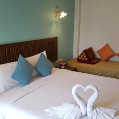 Отель BS Airport at Phuket 3* Стандартный номер с различными типами кроватей фото 10