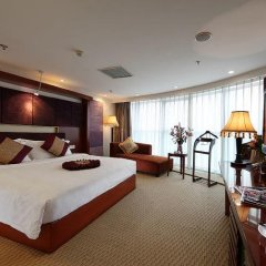 Hooray Hotel - Xiamen 4* Улучшенный люкс фото 6
