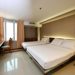 Отель Bangkok City Suite Бангкок комната для гостей фото 4