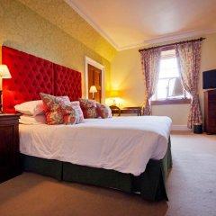 Отель Ackergill Tower 5* Стандартный номер с двуспальной кроватью фото 6