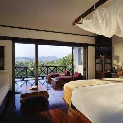 Отель Belmond La Résidence Phou Vao 5* Полулюкс с различными типами кроватей фото 4