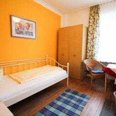 Отель Pension/Guesthouse am Hauptbahnhof Стандартный номер с различными типами кроватей фото 4