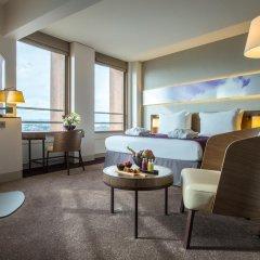 Radisson Blu Hotel Lyon комната для гостей фото 4