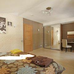 Гостиница Лесная Рапсодия Стандартный номер с двуспальной кроватью фото 16