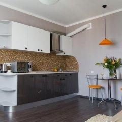 Гостиница Апартамены Александрина Улучшенные апартаменты с различными типами кроватей фото 4