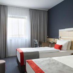 Отель Holiday Inn Express Berlin City Centre 3* Стандартный номер с двуспальной кроватью фото 2