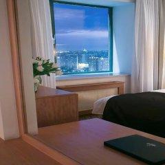 Гостиница Милан 4* Номер Комфорт с двуспальной кроватью фото 10