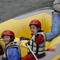 Отель Lodge Karunaju & The Alpine Grill Хакуба детские мероприятия фото 2
