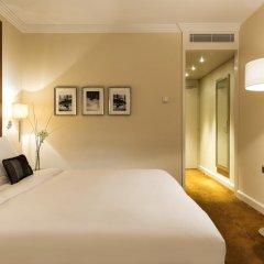 Отель Warwick Geneva 4* Стандартный номер с различными типами кроватей фото 3