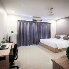Отель Vipa House Phuket 3* Улучшенные апартаменты с различными типами кроватей фото 9