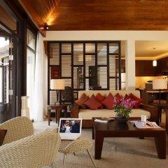 Отель IndoChine Resort & Villas 4* Вилла с разными типами кроватей фото 3