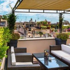 Hotel Indigo Rome - St. George балкон