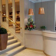 Отель Serantes Hotel Испания, Эль-Грове - отзывы, цены и фото номеров - забронировать отель Serantes Hotel онлайн интерьер отеля фото 2