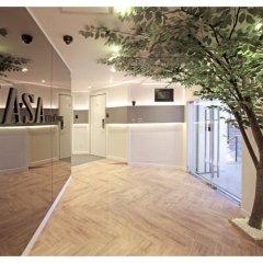 Отель CASA Myeongdong Guesthouse Южная Корея, Сеул - отзывы, цены и фото номеров - забронировать отель CASA Myeongdong Guesthouse онлайн фитнесс-зал