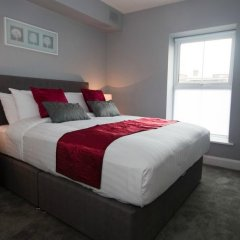 Hotel St. George by The Key Collection 3* Апартаменты с различными типами кроватей фото 13