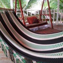 Hotel Boutique Posada Las Iguanas 2* Бунгало с различными типами кроватей фото 2