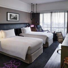 Отель Sofitel Saigon Plaza 5* Улучшенный номер с различными типами кроватей фото 2