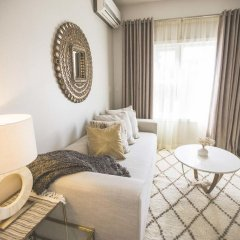 Отель Beverly Terrace США, Беверли Хиллс - 2 отзыва об отеле, цены и фото номеров - забронировать отель Beverly Terrace онлайн комната для гостей фото 3