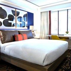 Kimpton Hotel Palomar Washington DC 4* Номер Делюкс с различными типами кроватей