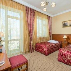 Гостиница Старинная Анапа 4* Стандартный номер с 2 отдельными кроватями фото 4
