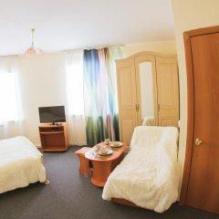 Гостиница Abzakovo Weekend Стандартный номер двуспальная кровать фото 4