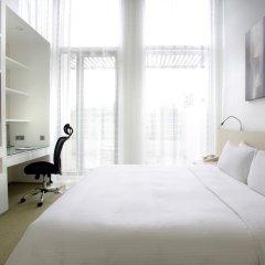 Отель Grand Copthorne Waterfront 4* Улучшенный номер с различными типами кроватей фото 2