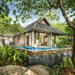 Отель Vana Belle, A Luxury Collection Resort, Koh Samui 5* Люкс с различными типами кроватей фото 3