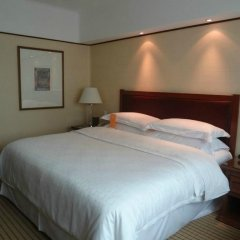 Sheraton Mexico City Maria Isabel Hotel 4* Стандартный номер разные типы кроватей фото 2