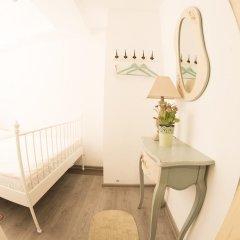 Хостел GOROD Патриаршие Номер с различными типами кроватей (общая ванная комната) фото 10
