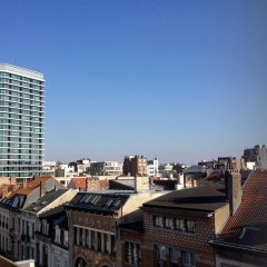 Отель Brussels Louise Penthouse балкон