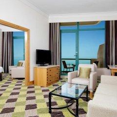Отель Hilton Dubai Jumeirah 5* Люкс с различными типами кроватей фото 4