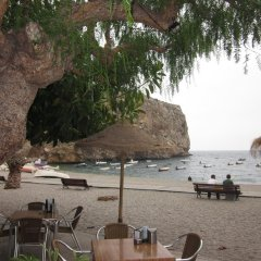 Hotel Embarcadero de Calahonda de Granada пляж фото 2