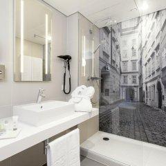 Отель NH Collection Wien Zentrum Стандартный номер с различными типами кроватей фото 4