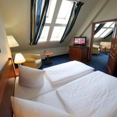 Отель Wyndham Garden Berlin Mitte 4* Люкс с различными типами кроватей фото 4