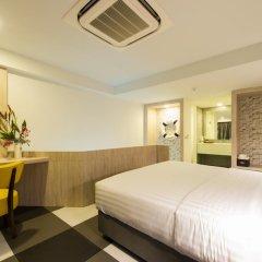 Krabi SeaBass Hotel 3* Стандартный номер с различными типами кроватей фото 4