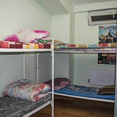 Хостел Лофт Кровать в общем номере с двухъярусной кроватью фото 13
